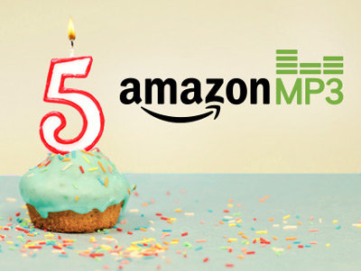 Amazon 5 cent song download