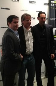 Graham Yost at the NYTVF