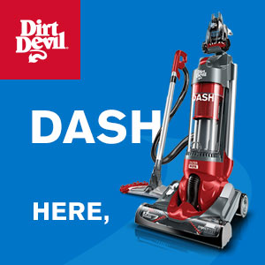 Amazon Com Dirt Devil Dash Dual Cyclonic Bagless Upright
