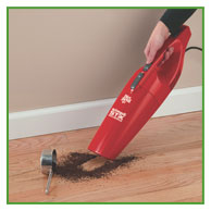 Converts to a Hand Vac