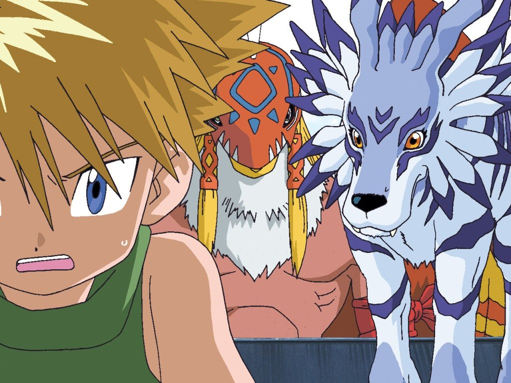 Amazon.com: Digimon: Digital Monsters - The Official First Season