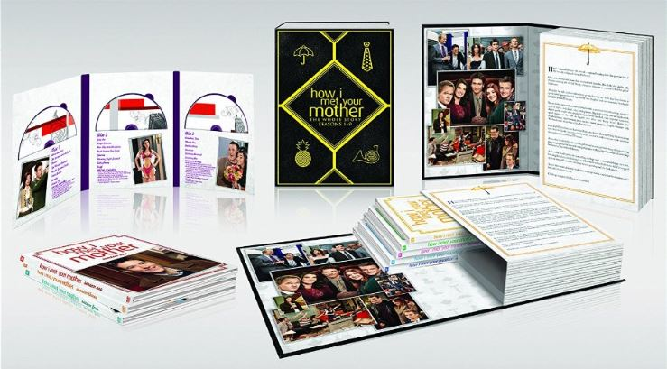 "Deal of the Day: ""How I Met Your Mother: The Complete Series"""