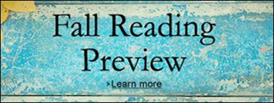 Fall Reading Preview