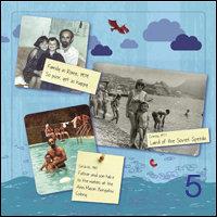 Gary Shteyngart's Baby Book: Page 1