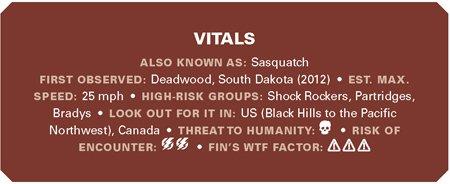 Bigfoot Vitals