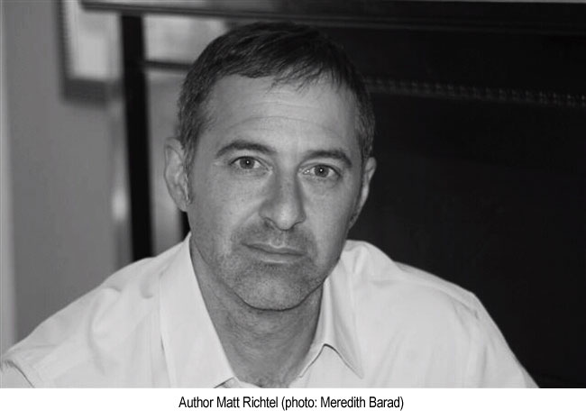 Author Matt Richtel (photo: Meredith Barad)