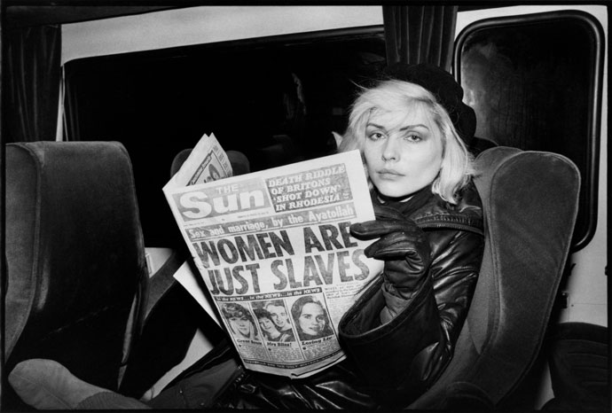 Chris Stein/Negative: Me, Blondie, and the Advent of Punk
