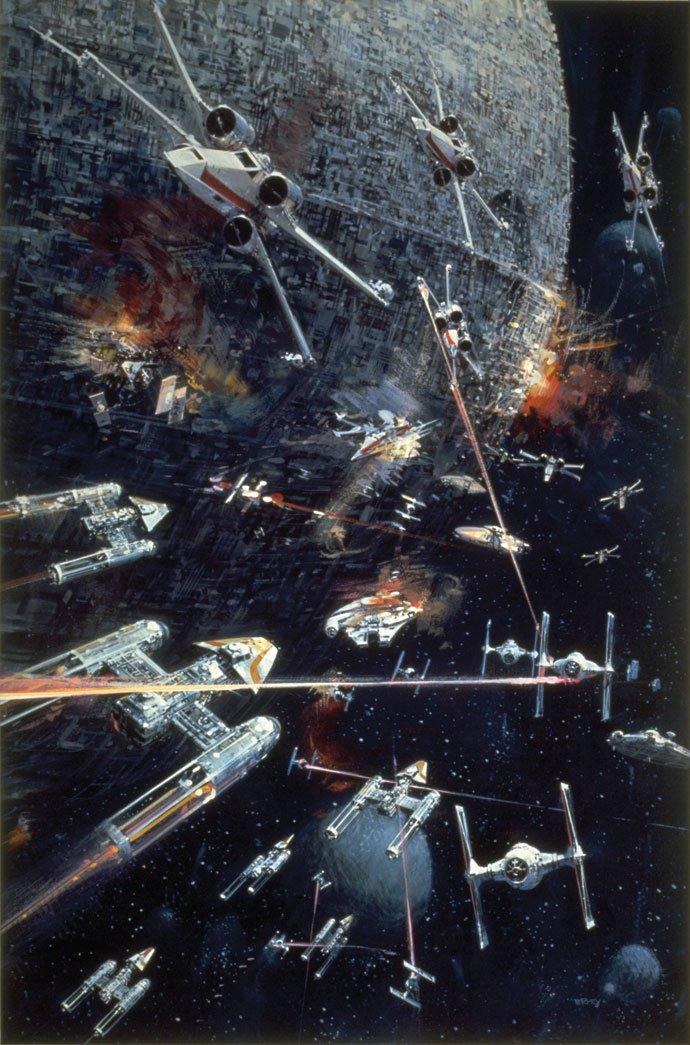 Star Wars Art: Posters