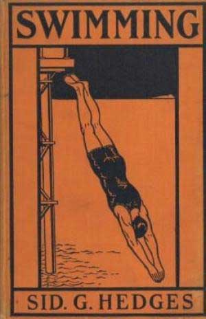 Vintage swimming titles from AbeBooks