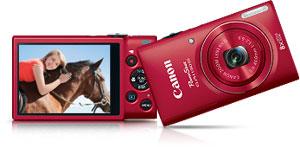 Canon PowerShot ELPH 130 IS 16.0 MP Digital Camera