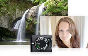 Nikon D3100 14.2MP Kit DSLR Camera with 18-55mm