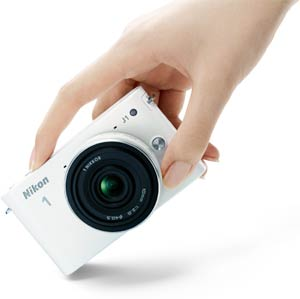 Nikon 1 J1 10.1 MP HD Digital Camera Innovation in technology and design