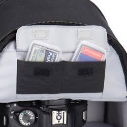 Memory Card Pocket