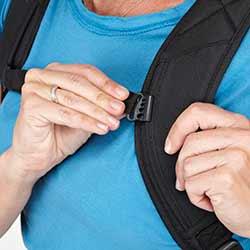 Sternum Strap/Waist Belt