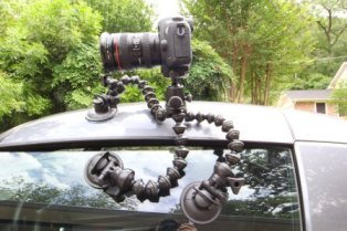 amazoncom cinetics cinesquid suction cup camera mount for accessory review cinetics cine system 314x209