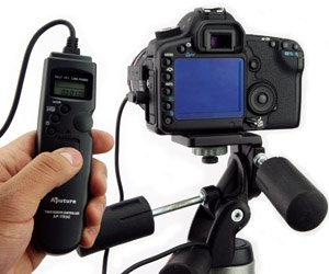 Amazon Com Aputure Timer Camera Remote Control Shutter