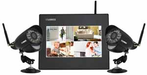 LW292 Digital Wireless Home Monitor