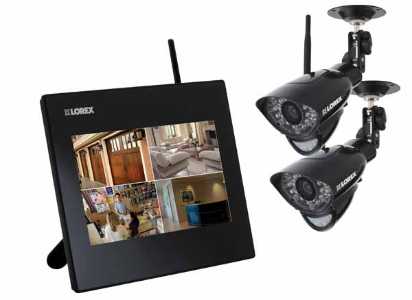 Wireless IP Cameras - Swann