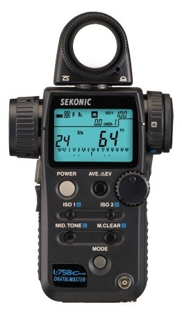 Using a Sekonic Spot Meter for Film Photography | Darkroom Dave