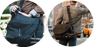 Heralder 28 Messenger Bag