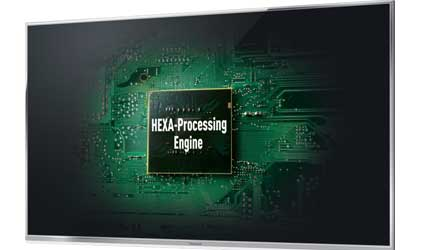 Dual Core Hexa-Processing Engine