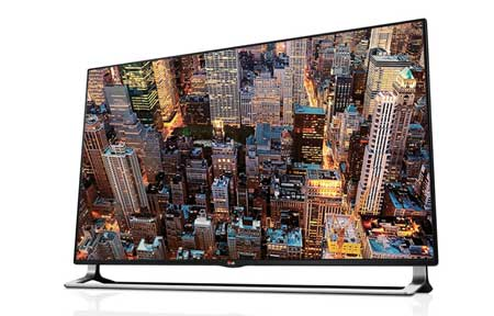 Ultra High Definition 4K TV with Smart TV