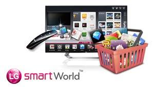 LG Smart World (App Store)
