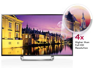 ULTRA HIGH DEFINITION TV (UHDTV)