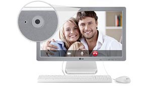 BUILT-IN WEB CAMERA