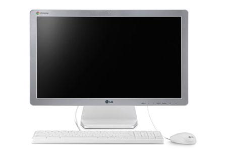 LG Chromebase 22-Inch Class (22.0-Inch Diagonal) 22CV241-W
