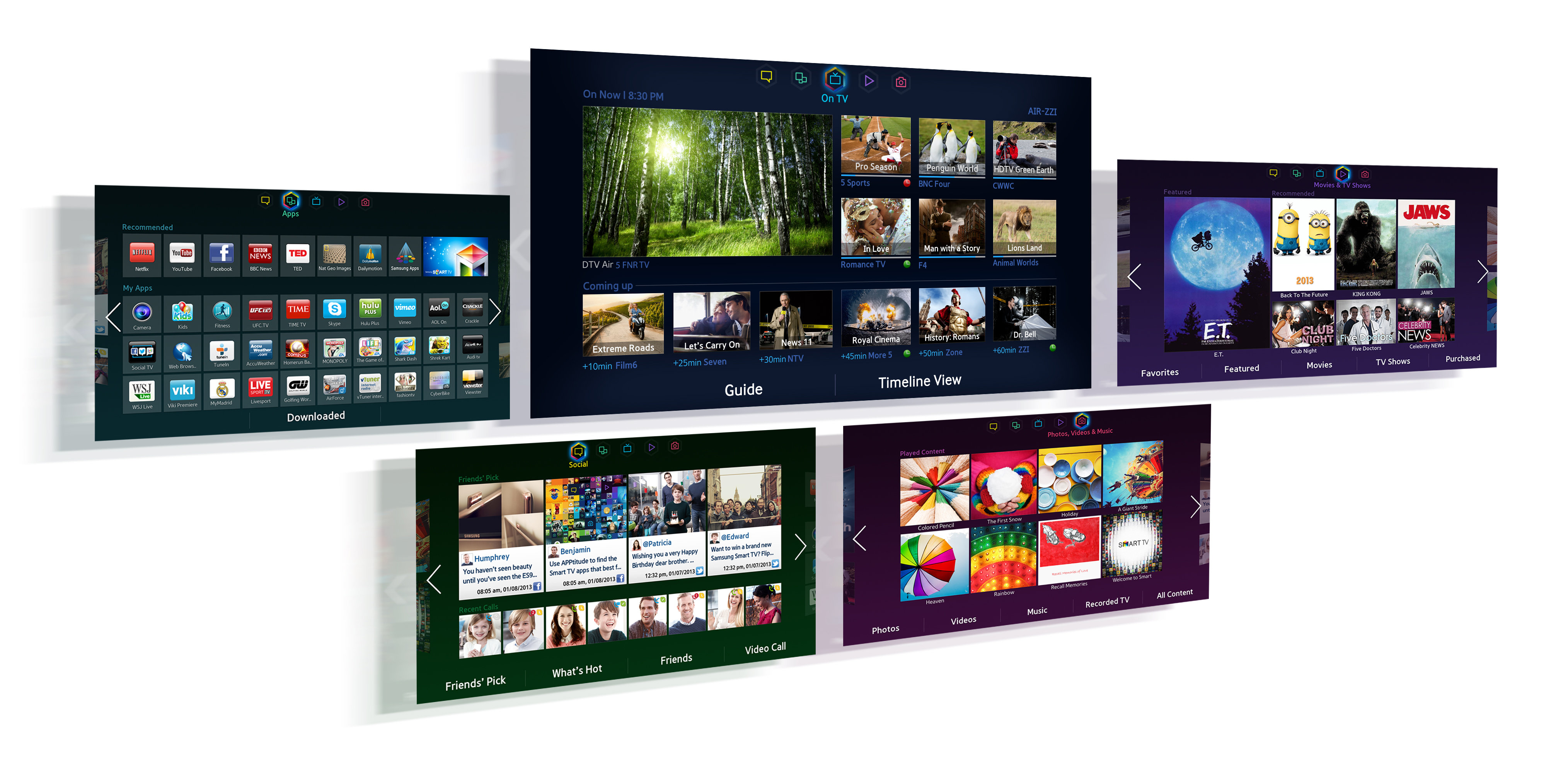 Samsung Smart Tv Overview