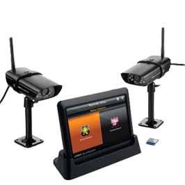 Uniden Guardian Advanced Wireless 7-Inch Screen Video Surveillance