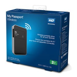 My Passport Wireless