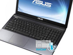 B00B7K11MI asus 201303141 4627 ASUS K55N DS81 15.6 Inch Laptop (Black)