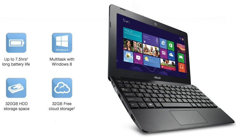: ASUS 1015E-DS01-PK 10.1-Inch Laptop (Pink): Computers & Accessories