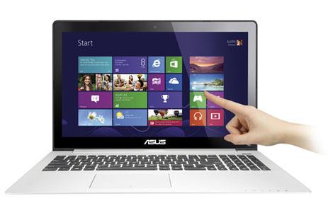 ASUS VivoBook V500CA BB31T Touchscreen Laptop Intel i3 2365M OLD