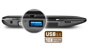USB 3.0 High Speed Data Transfer