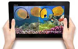 Crystal Clear Full HD Display