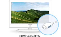 HDMI Connectivity