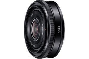 E 20mm F2.8 Wide-Angle Prime Lens