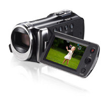 Samsung HMX-F90BN Camcorder Product Shot