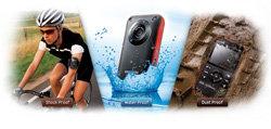 Samsung HMX-W300BN Product Shot