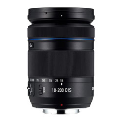 EX-L18200MBUS 18-200mm Lens Product Shot