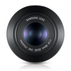 EX-S45ADWUS 2D/3D Lens Product Shott