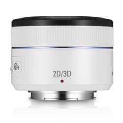EX-S45ADWUS 2D/3D Lens Product Shot