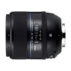 EX-T85NBUS 85mm Lens Product Shot