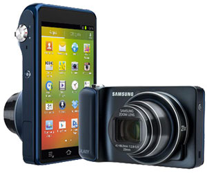 Samsung GC110 Galaxy Camera (Wi-Fi) Product Shot
