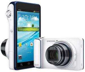 Samsung GC110 Galaxy Camera (Verizon) Product Shot