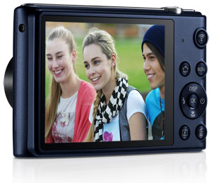 Samsung ST150 Smart Camera Product Shot