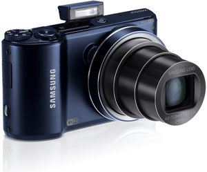 Samsung WB250F Smart Camera Product Shot